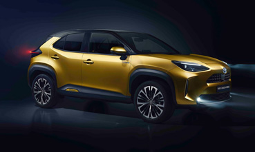 Toyota der neue Yaris Cross
