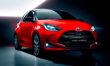Toyota der neue Yaris